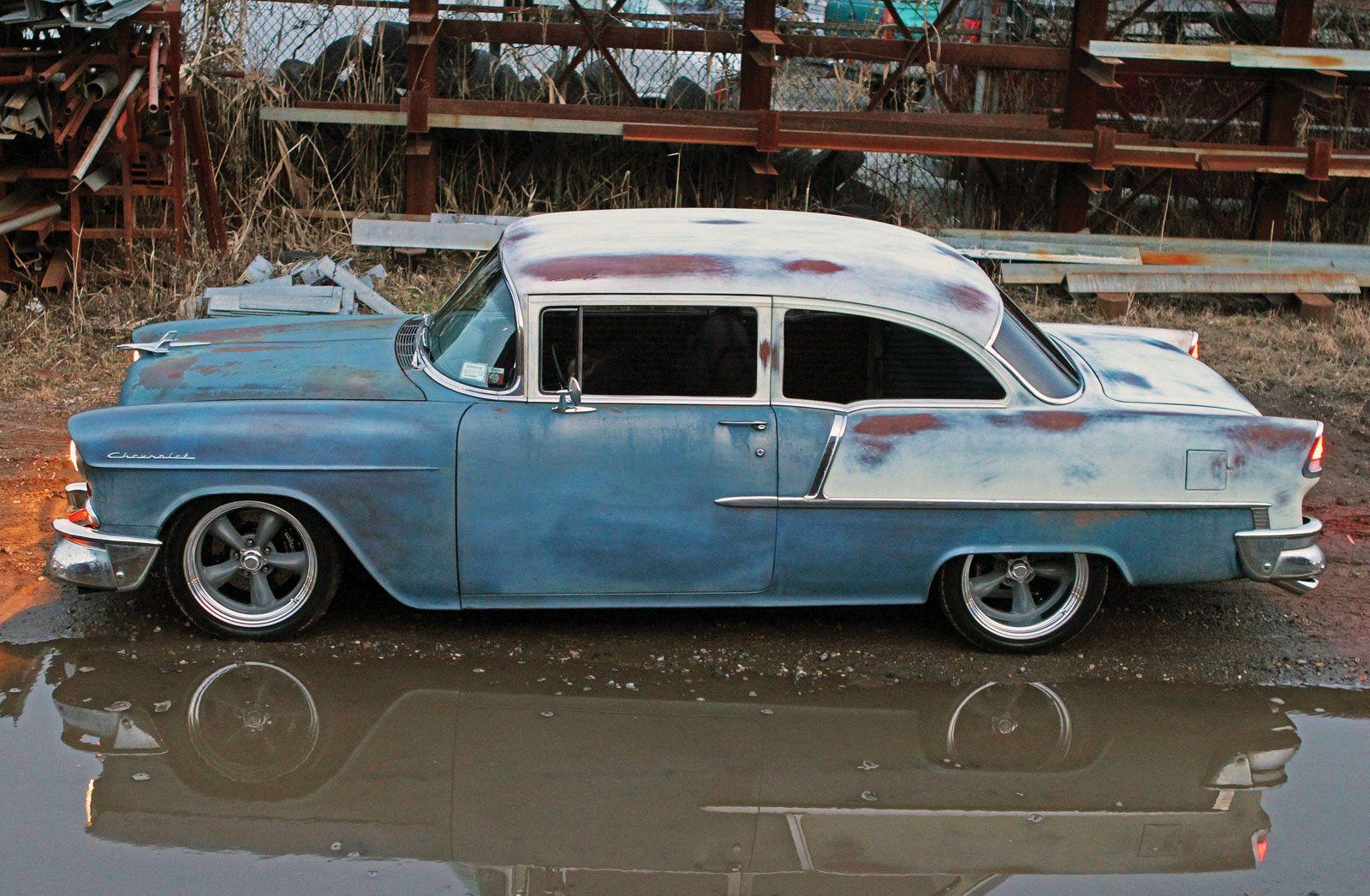 1955 Chevrolet 210 Rat Rod