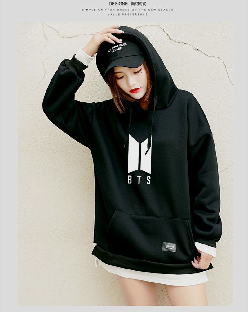 Shop High Quality Kpop Bts Clothing Accessories And Merchandise Products At Affordable Prices Kpop Shop Lo Bts Inspired Outfits Girl Sweatshirts Hoody Kpop