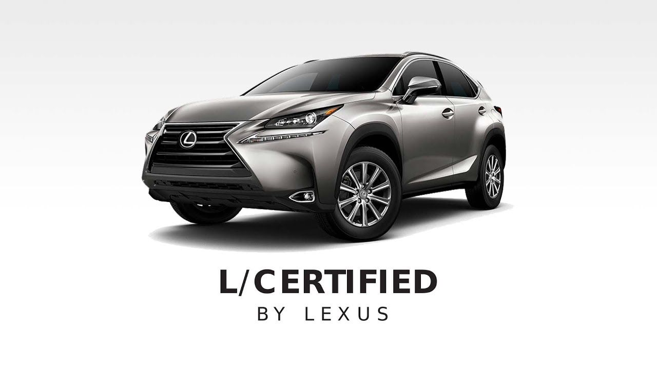 Certified Pre Owned Lexus >> It S Time To Experience All The Luxury And Benefits New