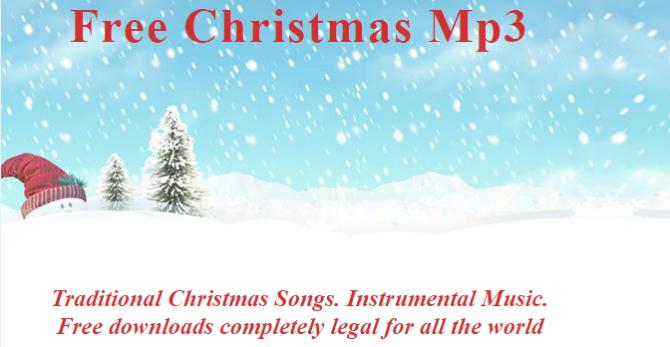 13 RoyaltyFree Christmas Music Downloads Free christmas