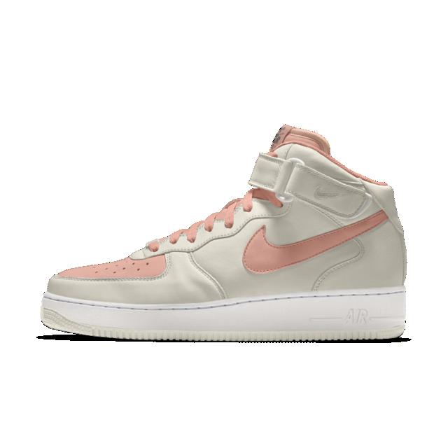 El Calzado personalizado Nike Air Force 1 Mid By You | Cosas