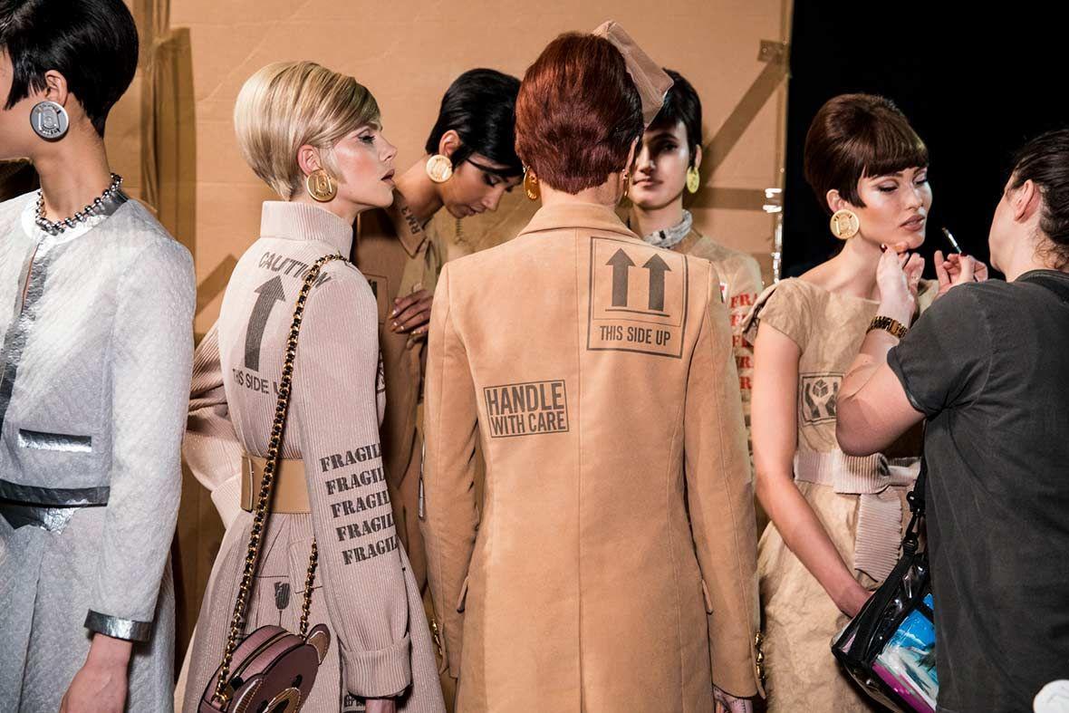 1976-77 - Yves Saint Laurent Couture \'Ballets Russes\' collection ...