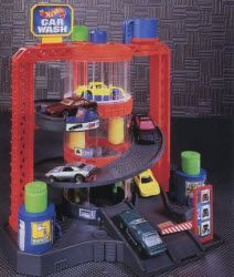 Hot Wheels Car Wash From My Kids Childhood Cameron Lee