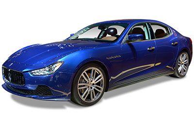 Coche Super Berlina #Maserati Ghibli