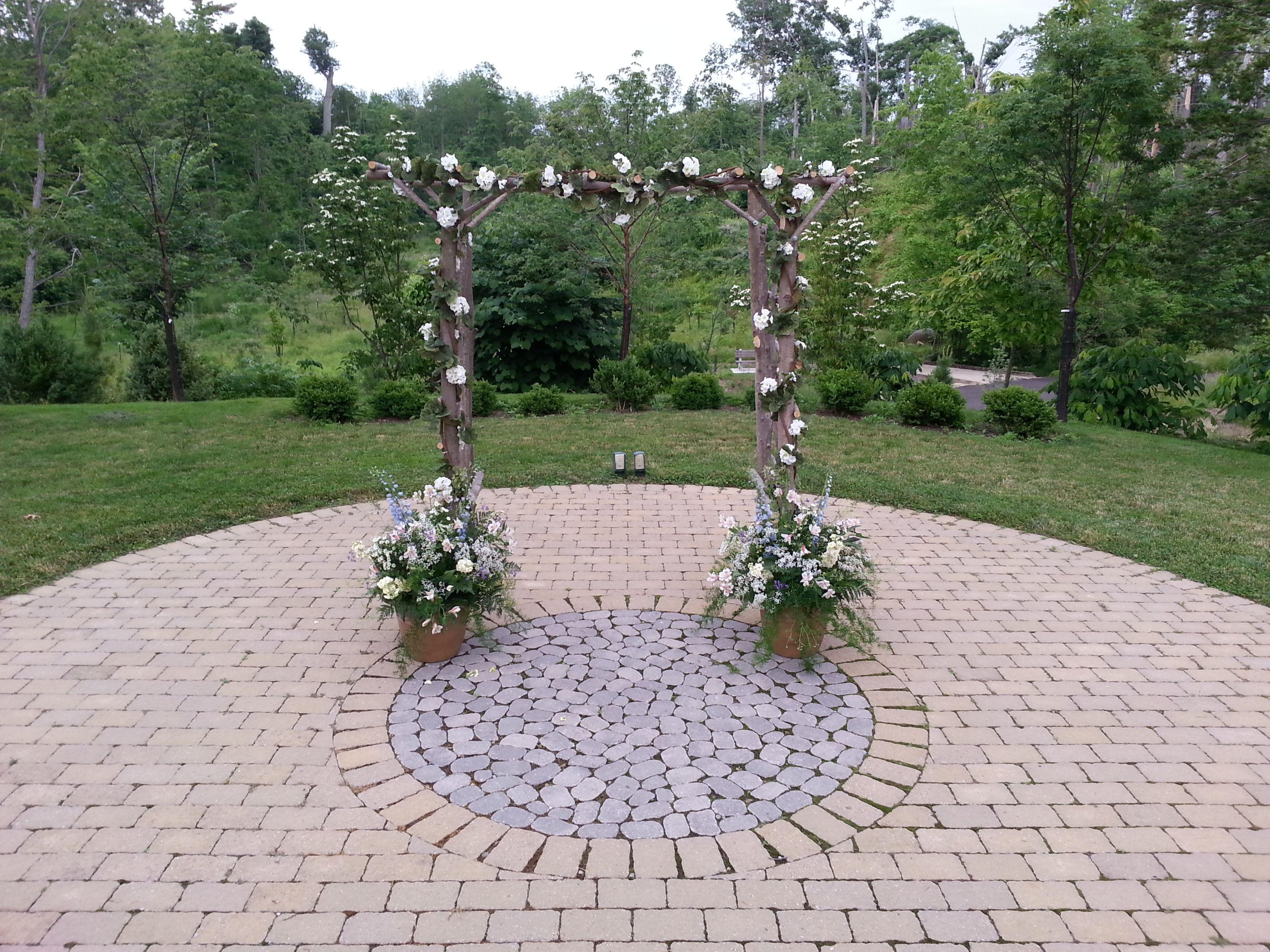 OARDC Amphitheater, Wooster, Ohio | County wedding ...