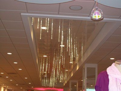 Bursting Light LED Chandelier This custom designed retail – Led Light Chandelier