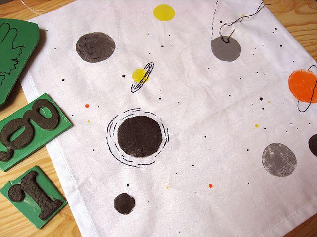 estampacion y bordado | STAMP | Pinterest | Drucken, für Kinder und Kind
