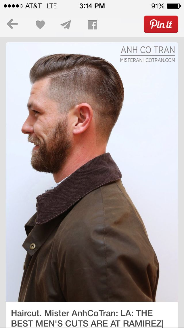 Clean Haircut Men Hairstyles Pinterest Men Hairstyles And Haircuts