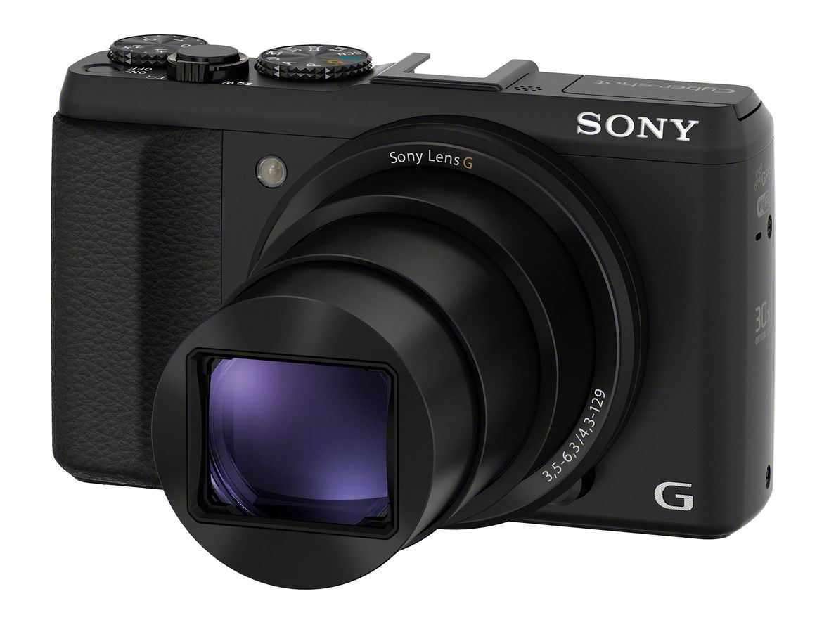 Sony launches Cyber-shot DSC-HX50V 30x compact superzoom: Digital Photography Review