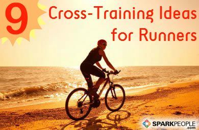 The 9 Best Cross-Training Activities for Runners | via @SparkPeople #run #running #fitness #exercise