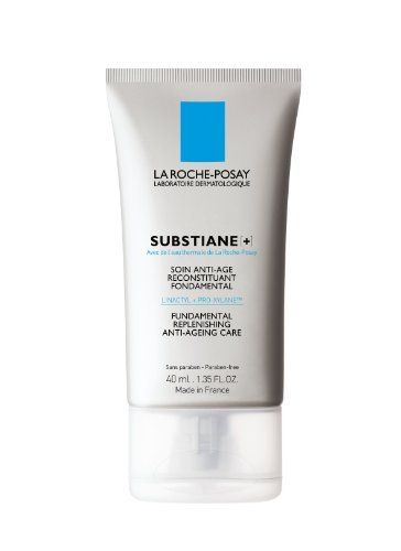 La Roche Posay Substiane Plus Fundamental Replenishing Anti Aging Care Fluid 1 35 Fluid Eye Cream For Dark Circles Paraben Free Products Skin Tightening Cream