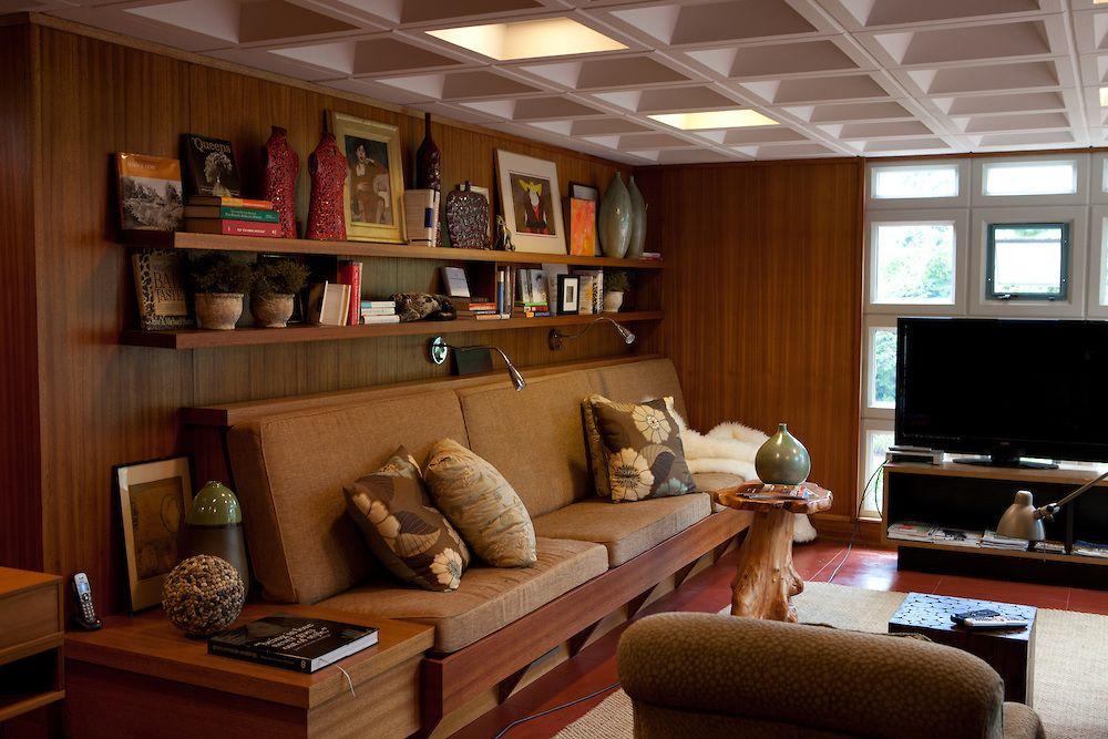 Interior turkel house