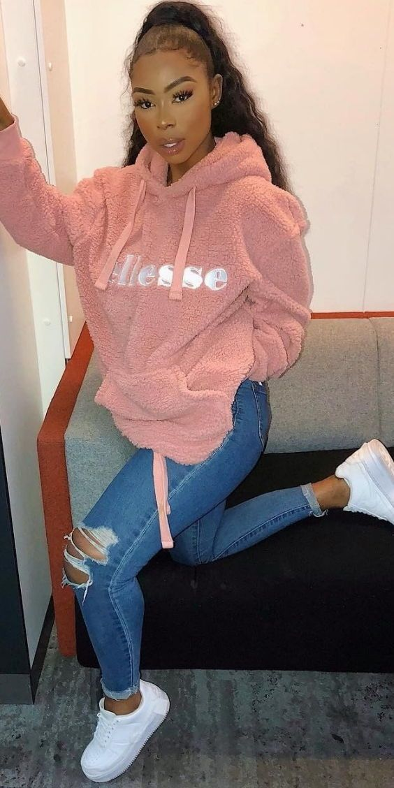 20 black girls fashion winter outfit for 2018 #streetstyle #winterfashion #outfi … – *** Outfit Ideas For Women *** – # for #Ideas