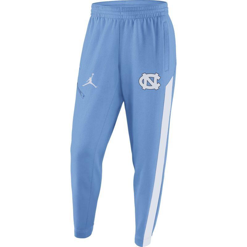 2bca8cab1a21 Jordan Men s North Carolina Tar Heels Carolina Blue Elite Therma-FIT Pants