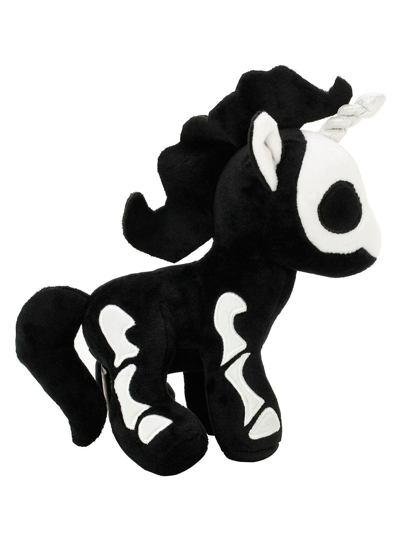 Skelanimals Bonita Plush | Dark home decor | Cute toys