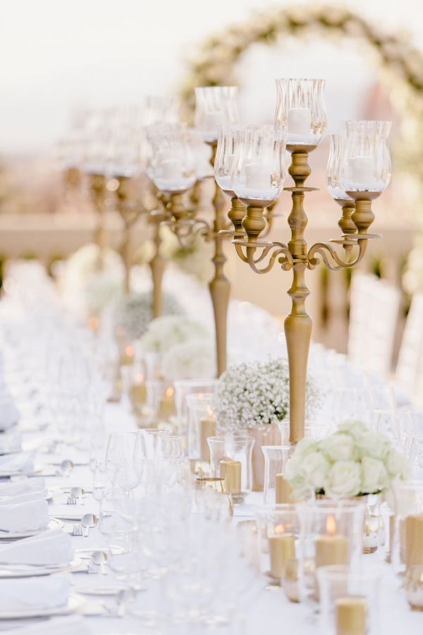 Fairy Tale Destination Wedding in Florence, Italy ...