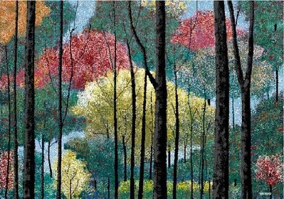 Hal Lasko art created using Microsoft Paint
