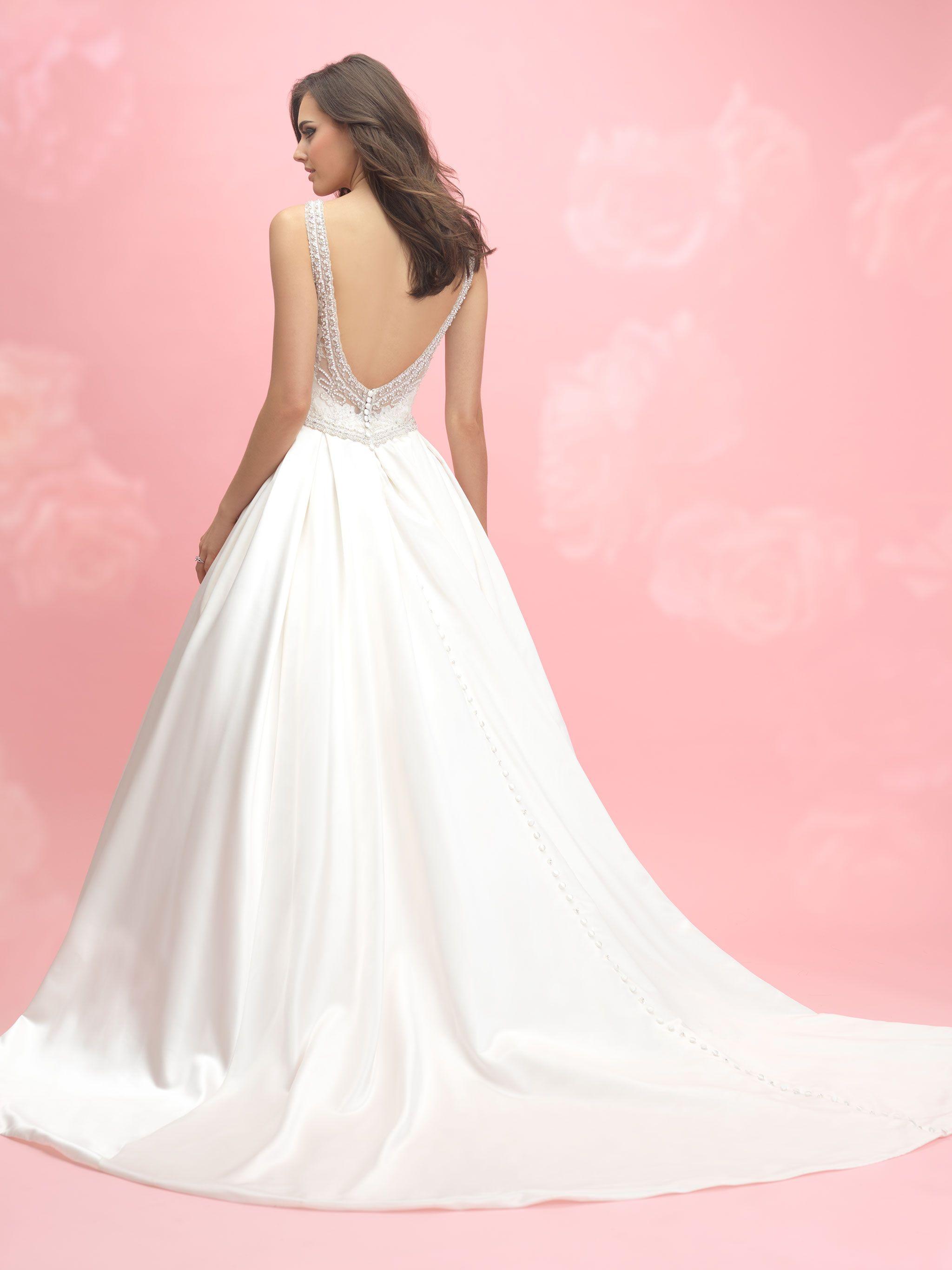 Allure Romance 3051 | Gorgeous Backs | Pinterest | Vestiditos