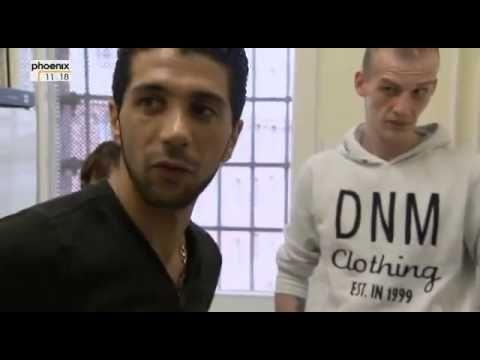 Beamte hinter Gittern in Fuhlsbüttel Doku Deutsch Alltag in Santa Fu