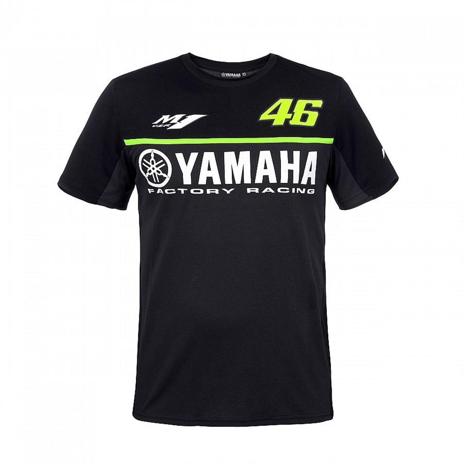 Valentino Rossi Chemise Polo VR46 MotoGP M1 Racing Team Officiel 2019