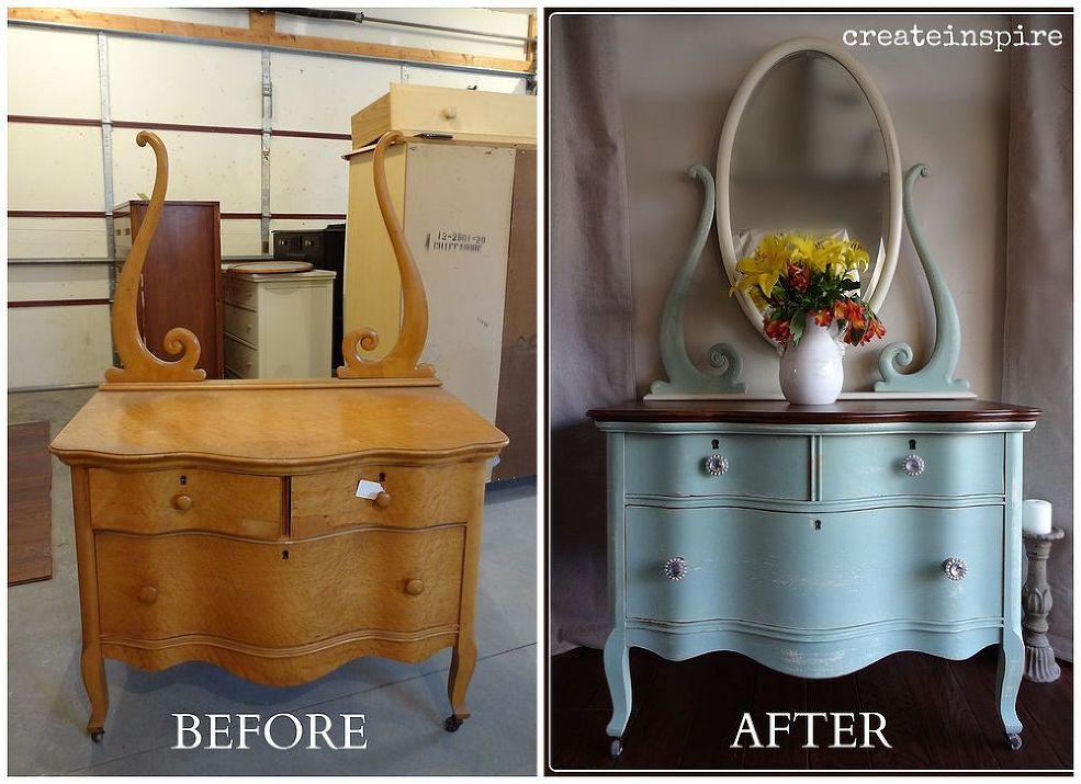 Best Lowboy Dresser Makeover Painted Furniture Furniture 400 x 300