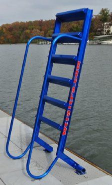 Wet Steps 6 Step Aluminum Dock Ladders In 2019 Lake Ly