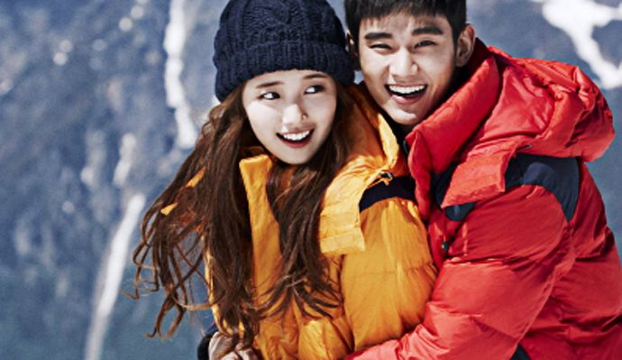 Kim Soo Hyun Giving Close Friend Suzy A Warm Back Hug Kim Soo Hyun Suzy Kim