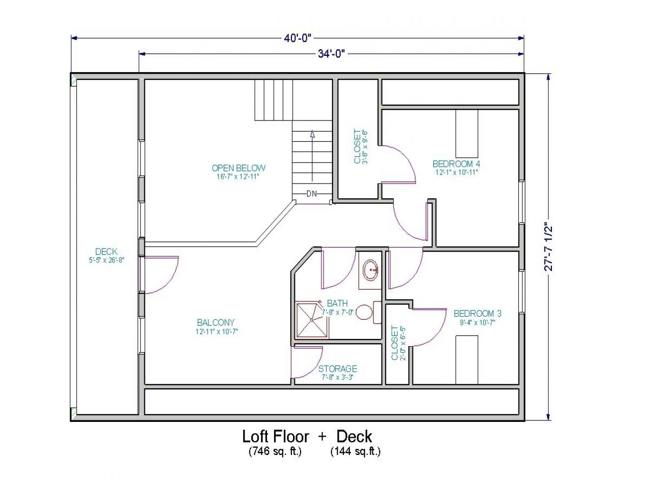 1 bedroom house with loft  Loft House Plans Floor Plans  viajesairmar  Pinterest