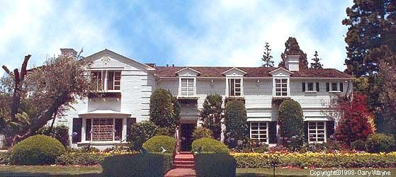Lucille Ball S House In Beverly Hills