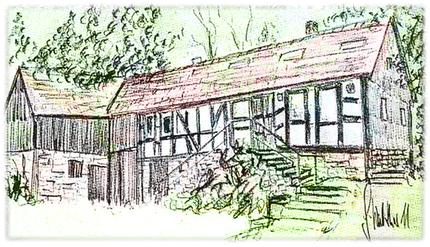 Startseite Ferienhaus am Wachtküppel in der Rhön bei