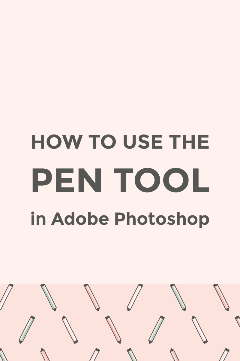 Introduction to the photoshop pen tool simple shapes adobe introduction to the photoshop pen tool baditri Choice Image