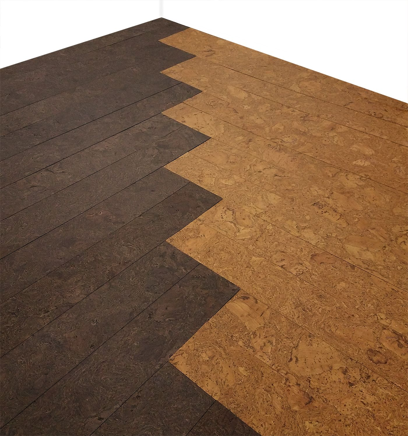 Our 100 Cork Strips Will Have You Floored Our 3 Step Install Ensures Your Diy Success And Our Madeintheusa Recycled With Images Diy Wood Floors Easy Wood Wood Floors