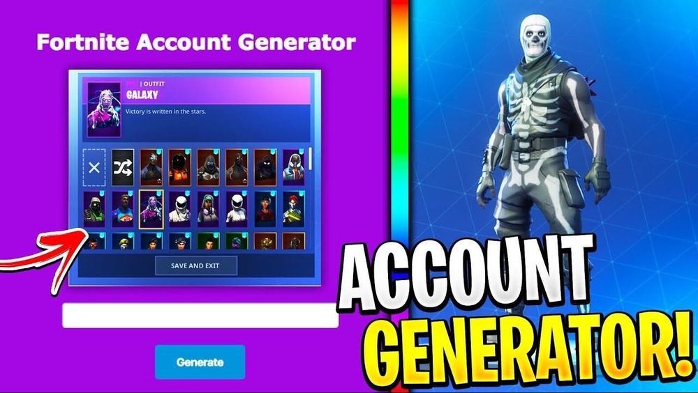 Fortnite Free Account Generator – fortnite hack generator