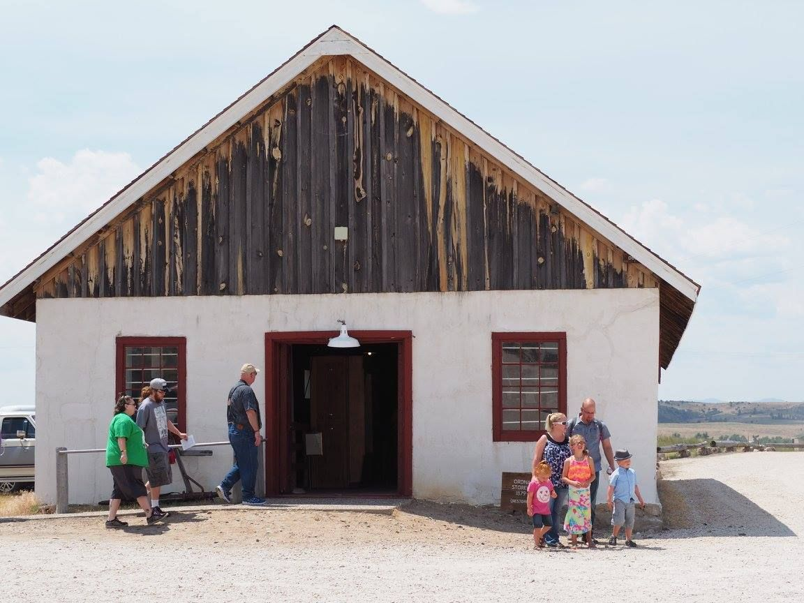Fort Fetterman State Historic Site North platte