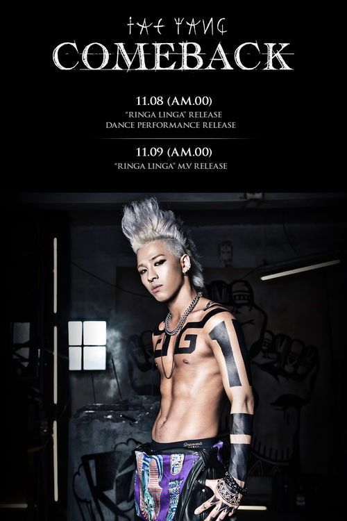 #BigBang Taeyang Releases MV One Day Later than Scheduled More: http://www.kpopstarz.com/articles/48331/20131107/big-bang-taeyang-releases-music-video-one-day-later-than-scheduled.htm