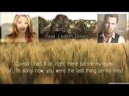 Ronan Keating & LeAnn Rimes