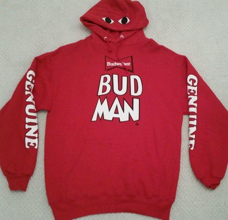 Budweiser hoodie