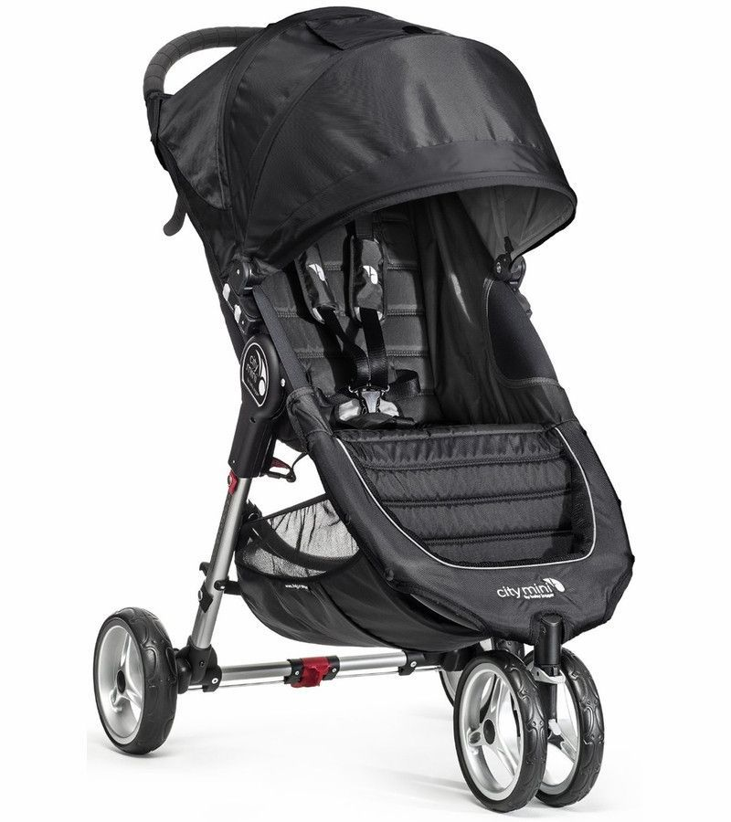 Baby Jogger 2018 City Mini 3 Wheel Single Stroller