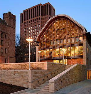 Kroon Hall - Yale School of Forestry & Environmental Studies