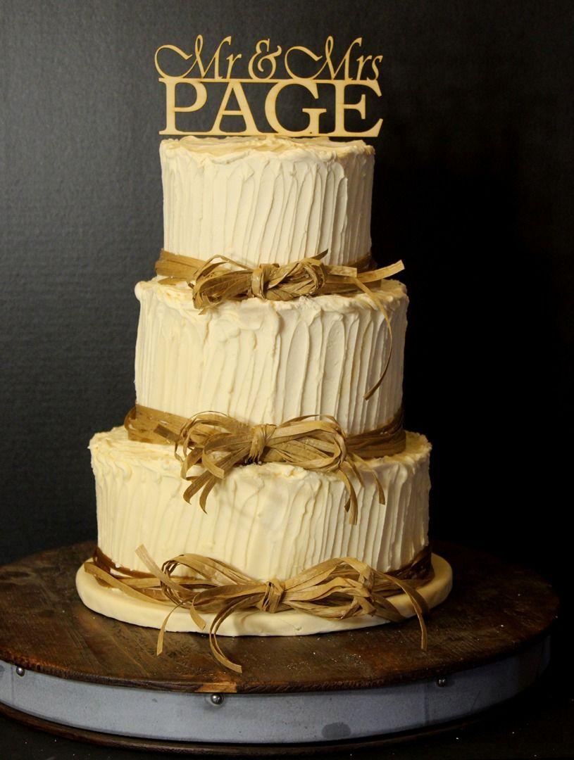 Rustic wedding cake | cupkeria | Pinterest | Rustic wedding cakes ...