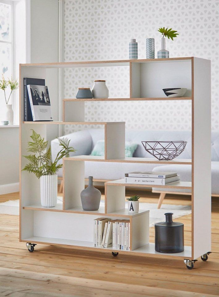 Raumtrenner Regal raumteiler regal sten auf rollen room divider shelves