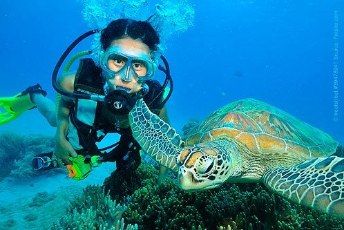 marine biologist « Photography   Science = Chanel