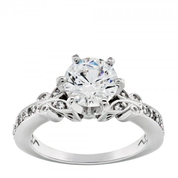 This Elegant Ring Emulates The Old World Charm Of The New Orleans