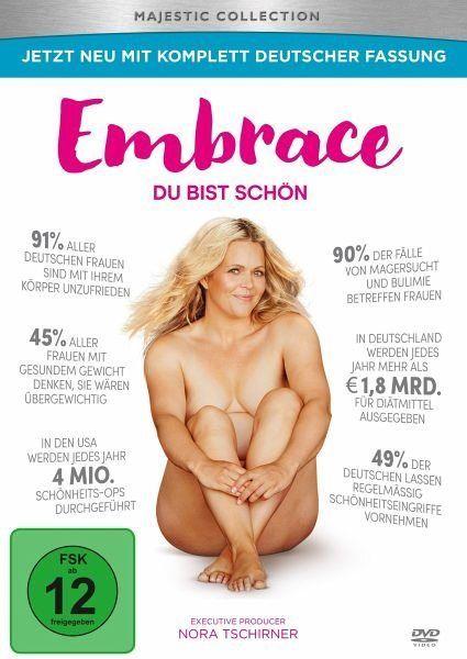 Embrace Du Bist Schön Dvd