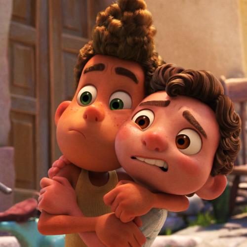 Pixar Luca alberto   Tumblr