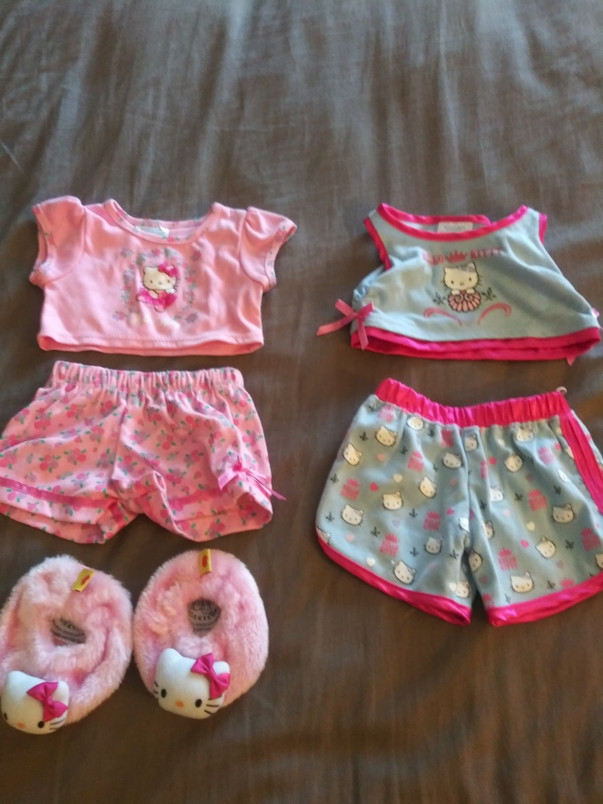 7f75a2d97 Build-A-Bear clothes Hello Kitty in good preowned condition check out my  page for other Build-A-Bear accessories and clothes