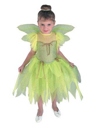 Tinker Bell costume | Theatre_Creative Costumes | Pinterest