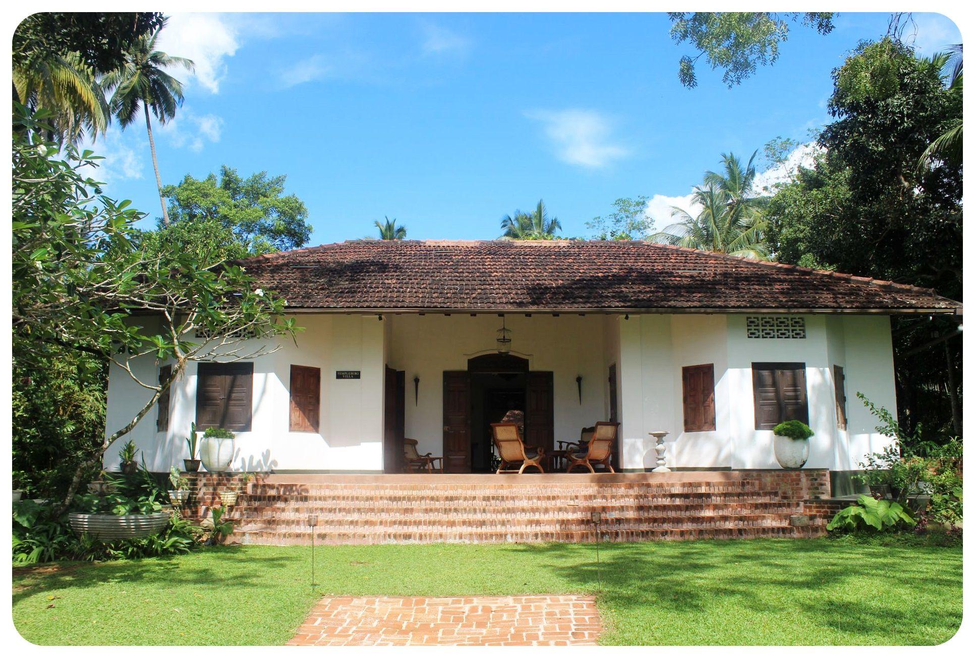 Templeberg Villa And Bungalow Galle Beach Sri Lanka 1933 1305
