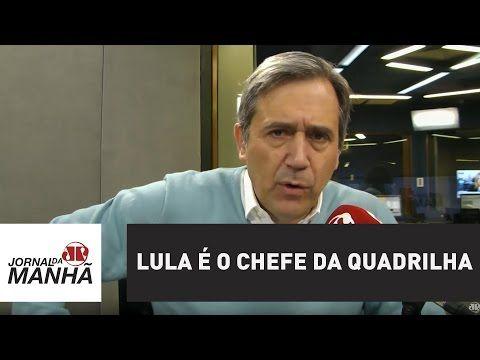 RS Notícias: Lula é o chefe da quadrilha | Marco Antônio Villa