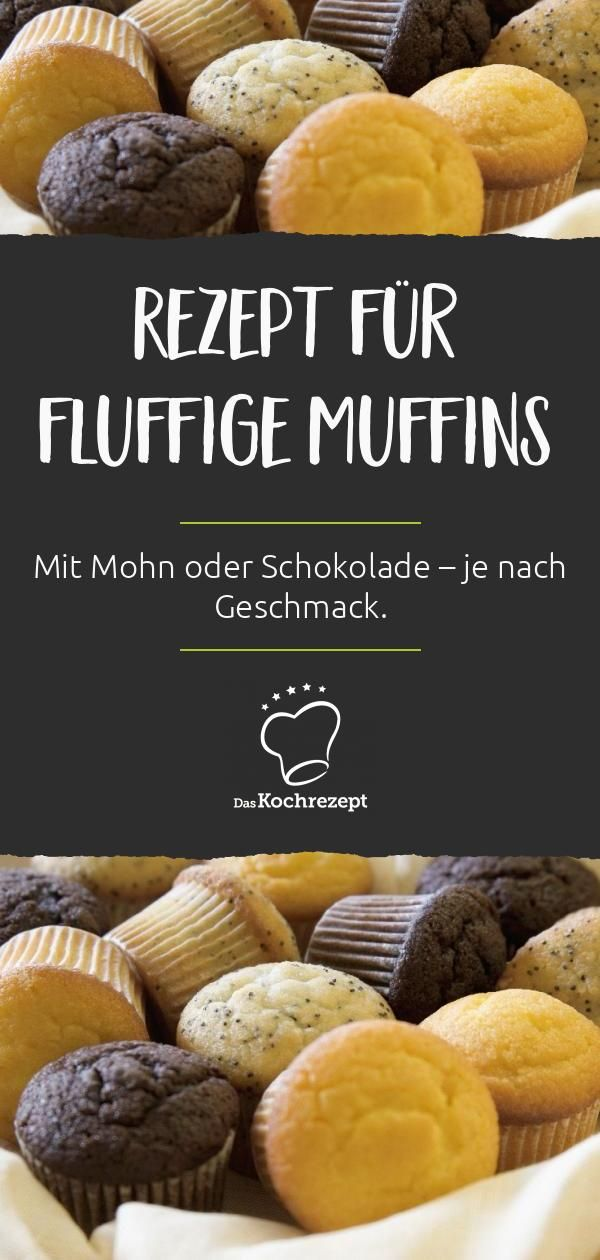Photo of Recipe for fluffy muffins